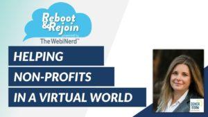 Helping Non-Profits in a Virtual/Hybrid World